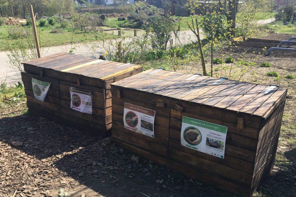Quand les biodéchets des restaurants prennent le vélo direction le compost