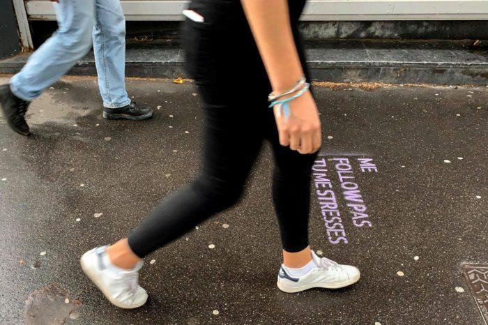 """""""Olympe se bouge"""" contre le harcèlement de rue"""