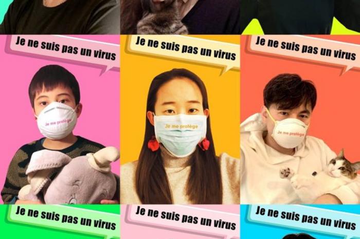 Coronavirus: l'amour comme arme face à l'épidémie d'inhumanité