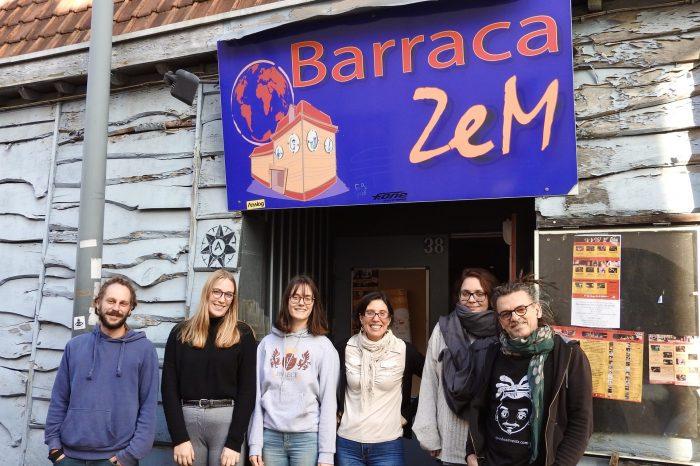 À la Barraca Zem, la vie du quartier passe aussi par la culture