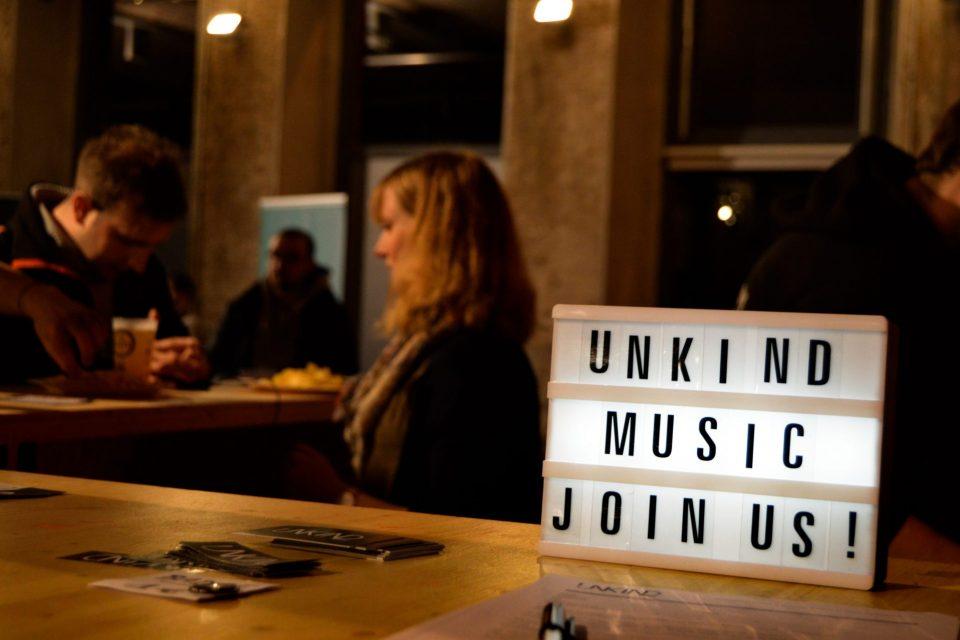 Unkind Music: l'apéro réseautage organisé par et pour le monde musical lillois