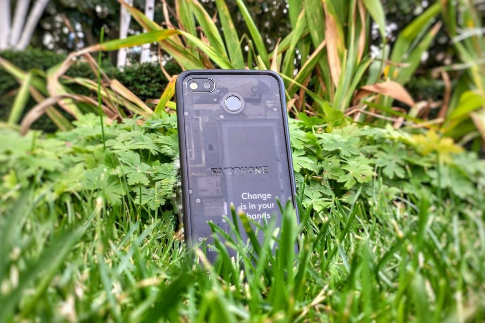 Fairphone, nature