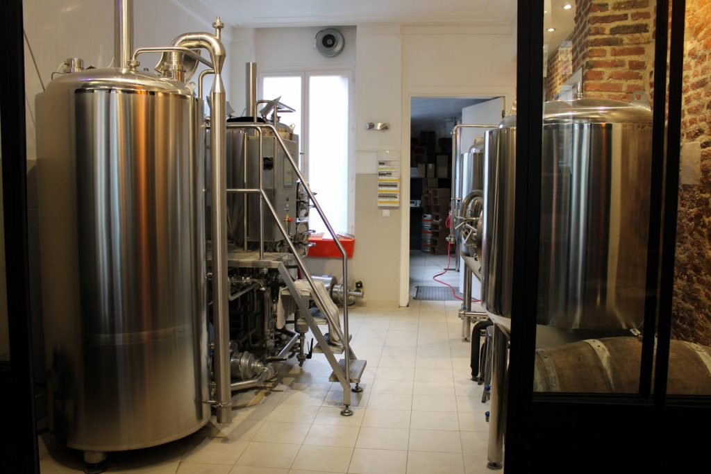 La micro-brasserie Célestin