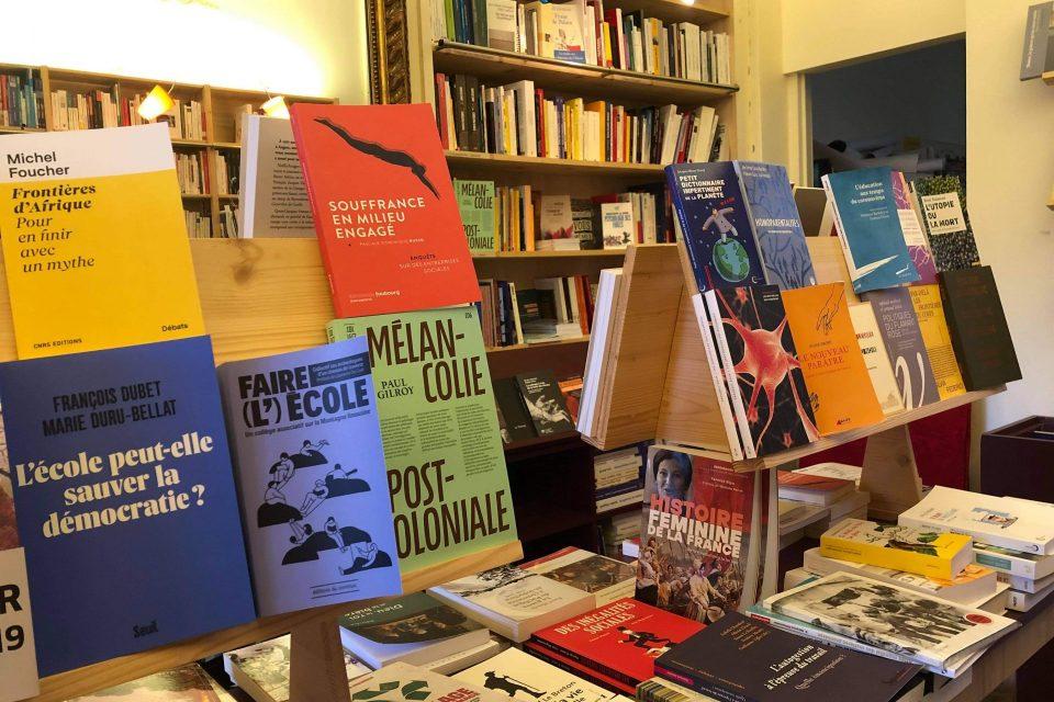 Les librairies indépendantes face aux enjeux contemporains